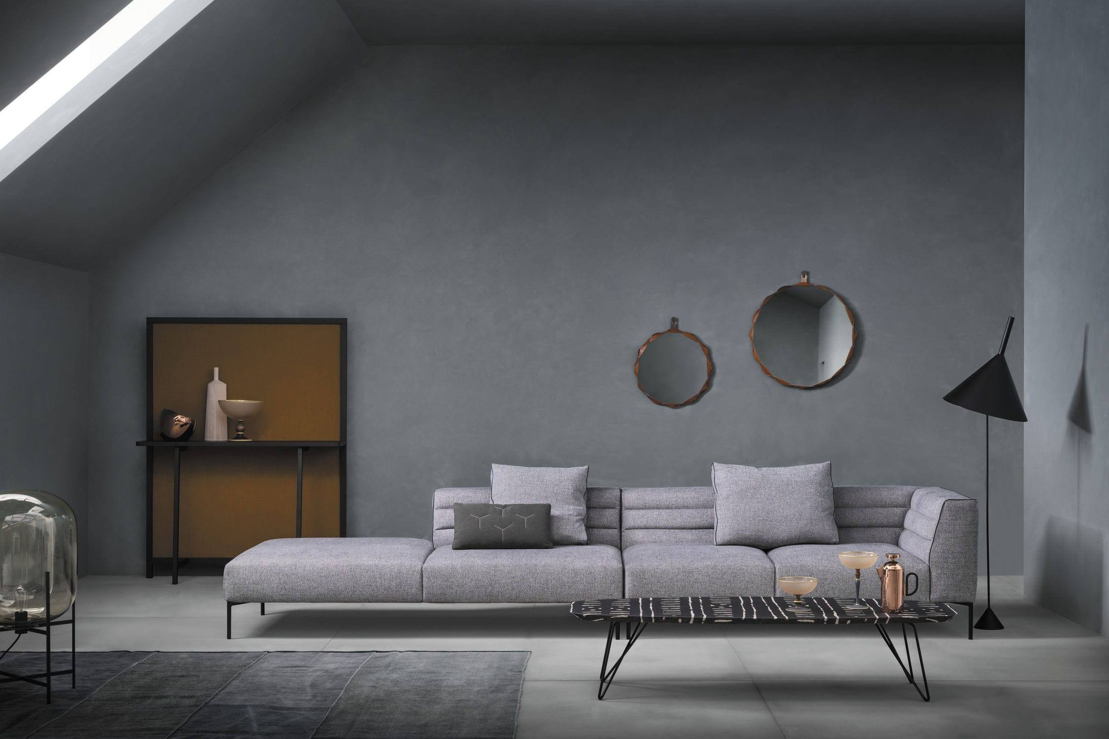 zanotta dedirekteurswoning. Black Bedroom Furniture Sets. Home Design Ideas